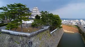 街のシンボル島原城