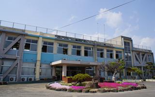 島原市立有明中学校